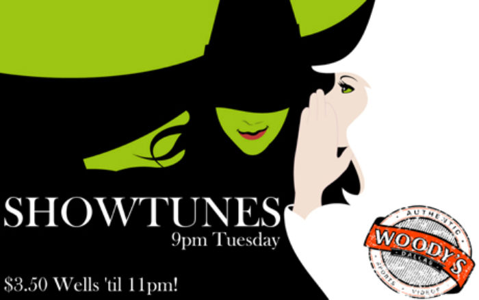Tuesday - Showtunes
