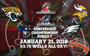 2018 Conference Championships @ Dallas Woody's | Dallas | Texas | United States