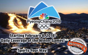 Winter Games Are Sports Your Way @ Dallas Woody's | Dallas | Texas | United States