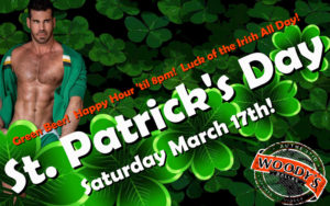St Patrick's Day Celebration! @ Dallas Woody's | Dallas | Texas | United States