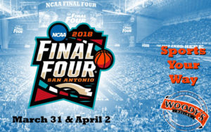 2018 Final Four! @ Dallas Woody's | Dallas | Texas | United States