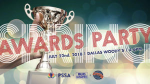 2018 PSSA Spring Awards Party @ Dallas Woody's | Dallas | Texas | United States