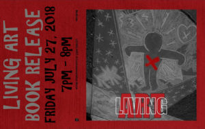 Living Art Book Release @ Dallas Woody's | Dallas | Texas | United States