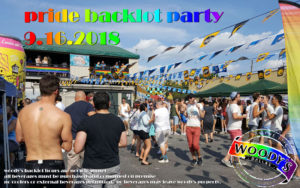 Woody's Pride Backlot Party! @ Dallas Woody's | Dallas | Texas | United States