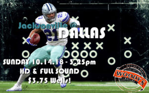 Dallas Cowboys Viewing Party! @ Dallas Woody's | Dallas | Texas | United States