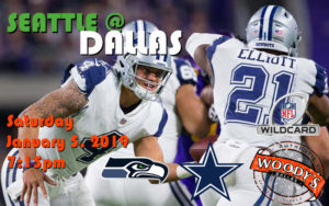 Cowboys Playoff Watch Party @ Dallas Woody's | Dallas | Texas | United States