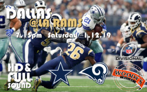 Dallas Cowboys Watch Party!  Dallas at LA Rams @ Dallas Woody's | Dallas | Texas | United States