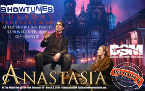 Anastasia After Show Cast Party! @ Dallas Woody's | Dallas | Texas | United States