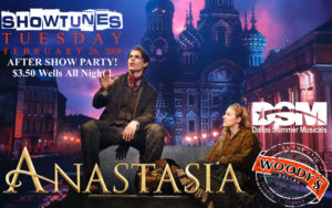 Anastasia After Show Party! @ Dallas Woody's | Dallas | Texas | United States