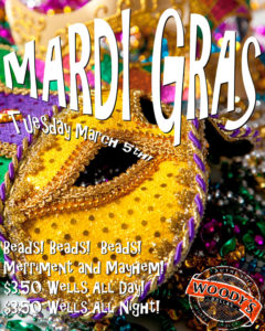 Mardi Gras Party @ Dallas Woody's | Dallas | Texas | United States