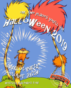 Woody's 11th Annual Halloween Backlot Party @ Dallas Woodys | Dallas | Texas | United States