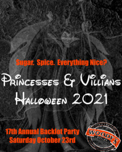 Woody's 17th Annual Halloween Backlot Party @ Dallas Woody's